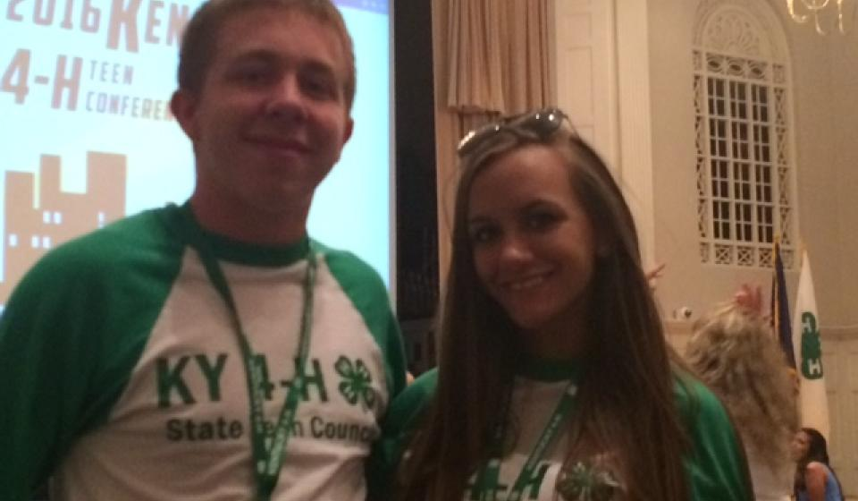 State 4-H Teen Council
