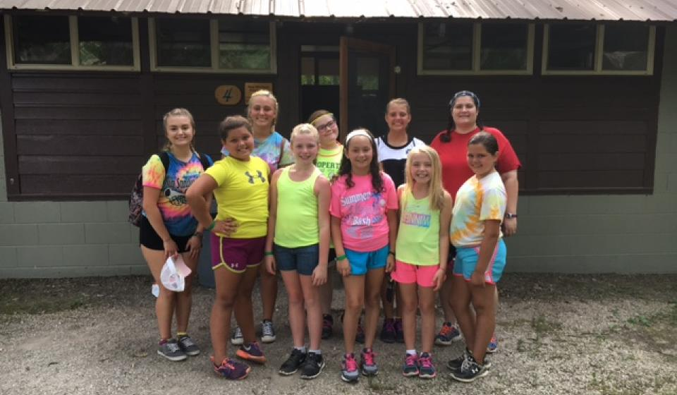 4-H Campers